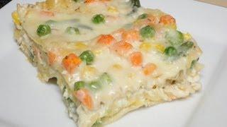 Veggie Lasagna - My Way