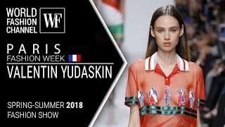 Valentin Yudashkin Весна/Лето 2018 Неделя Моды в Париже - репортаж