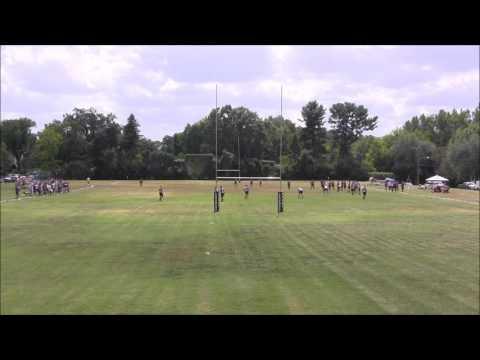 Longwood Men's Rugby vs. Lord Fairfax CC 9/17/2016
