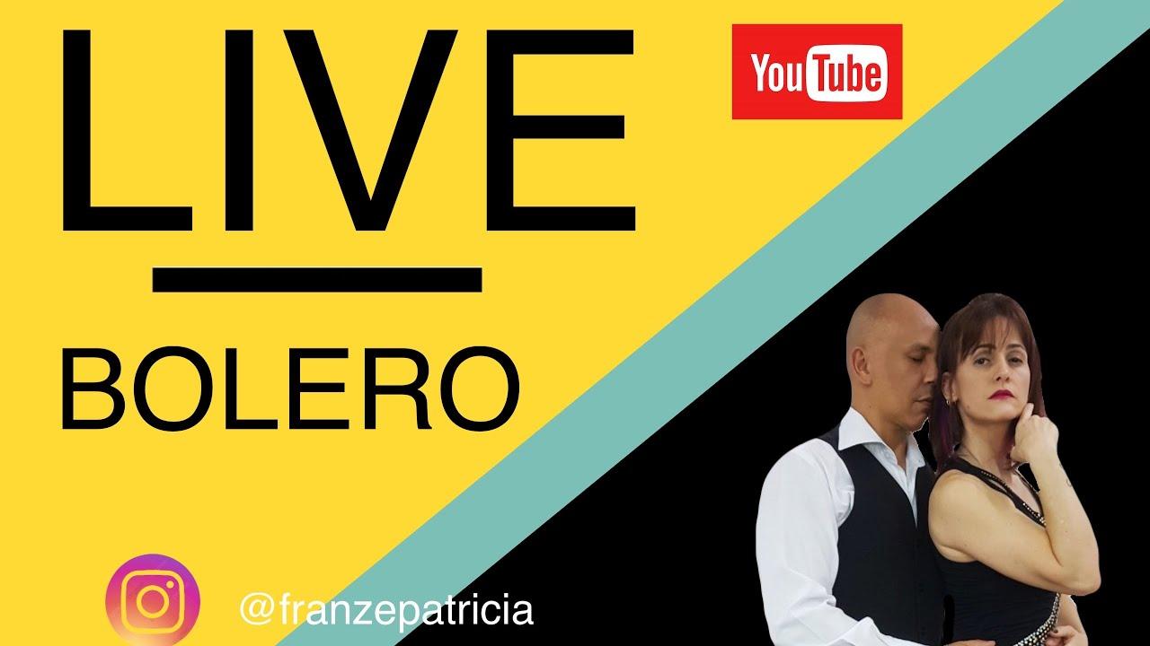 BOLERO- DEMO 02 -LIVE EM CASA