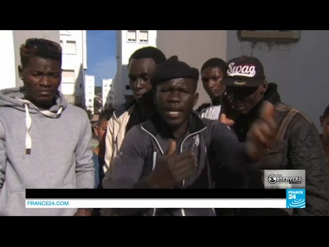 Last stop Tangier, the new mecca for African illegal immigrants