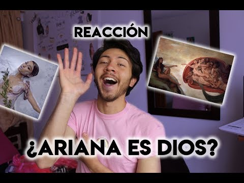 REACCIÓN A &39;GOD IS A WOMAN&39;   - ARIANA GRANDE  Niculos M