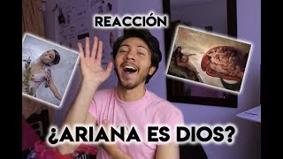 ReacciÓn A 'god Is A Woman'    - Ariana Grande  Niculos M