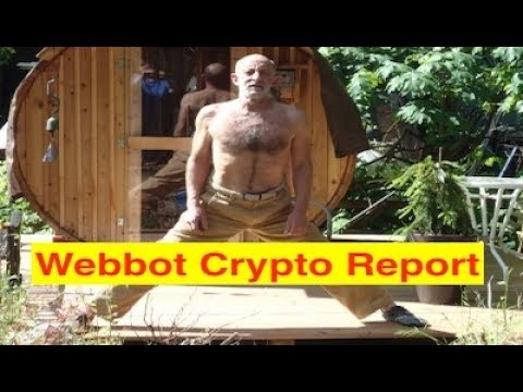 Clif High's New Webbot Crypto Report is HERE!! (Bix Weir)