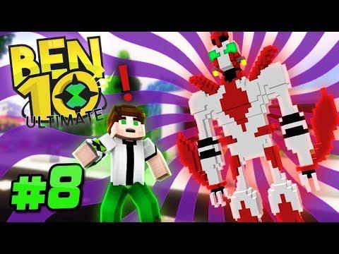 Minecraft Ben 10 Ultimate - GOING WAY BIG! (Minecraft Roleplay S2 Episode 8)