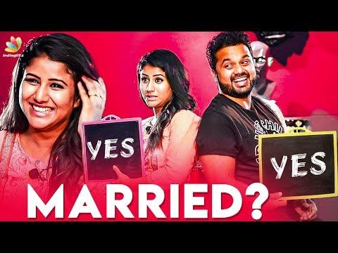 OMG  Are Alya Manasa & Sanjeev Married ?   Semba & Chinnaya Reveals   Raja Rani, Interview Part 2