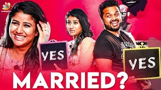 OMG 😱 Are Alya Manasa & Sanjeev Married ? | Semba & Chinnaya Reveals | Raja Rani, Interview Part 2