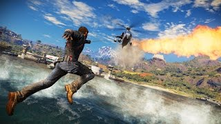 Just Cause 3: How In-Game Mods Unleash Player Creativity