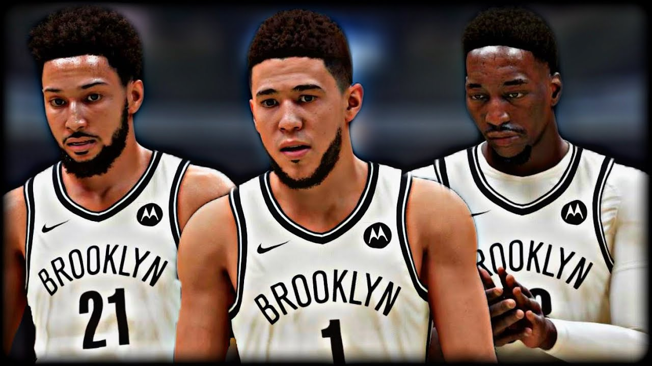 Rebuilding the NETS after LOSING… i made the greatest dynasty ever