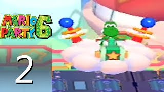 Mario Party 6 – E. Gadd's Garage [Part 2]