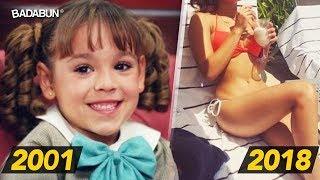 Así lucen hoy las actrices infantiles de los 90s