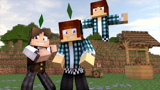 Minecraft The Sims Craft Ep.197 - AUTHENTIC GIGANTE !!