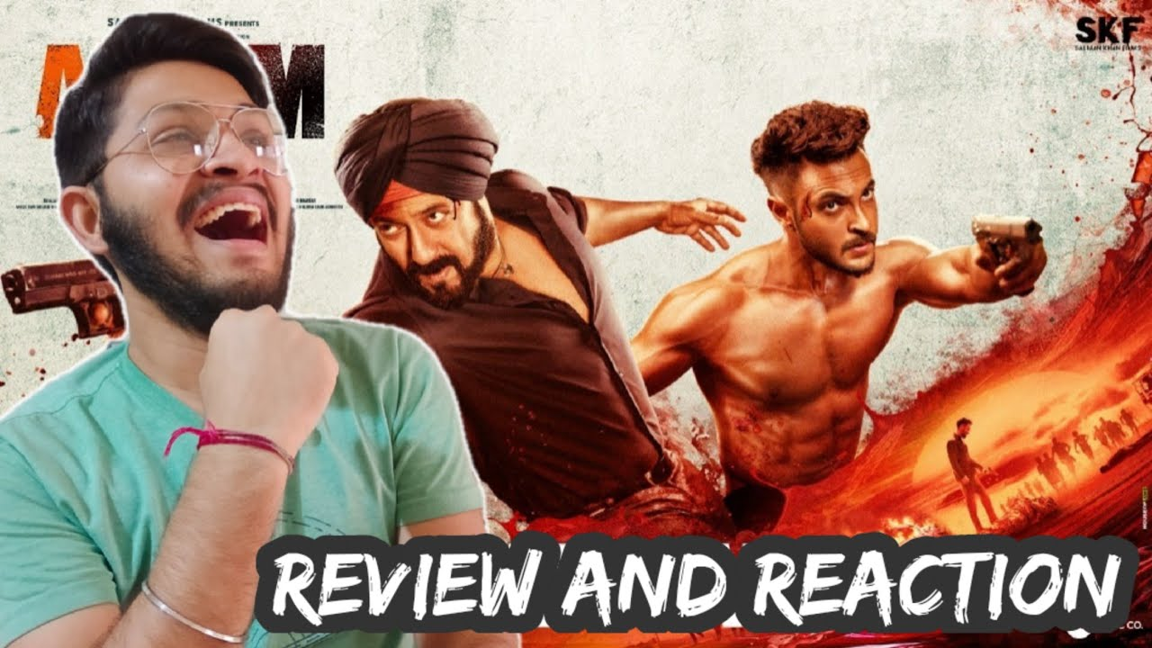 Download ANTIM: The Final Truth Official Trailer   Review and Reaction   Salman Khan, Ayush Sharma  SKF Films