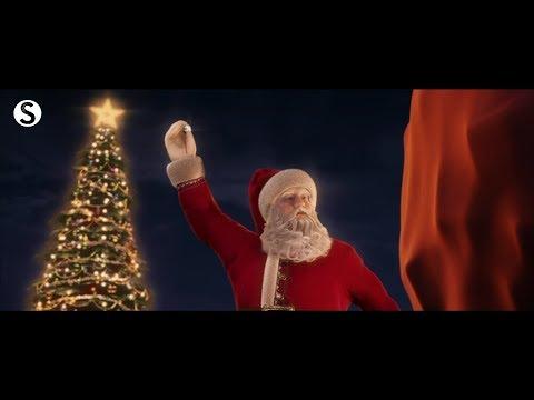 The Polar Express Santa Scene 2