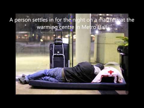 Homelessness in Toronto, 2