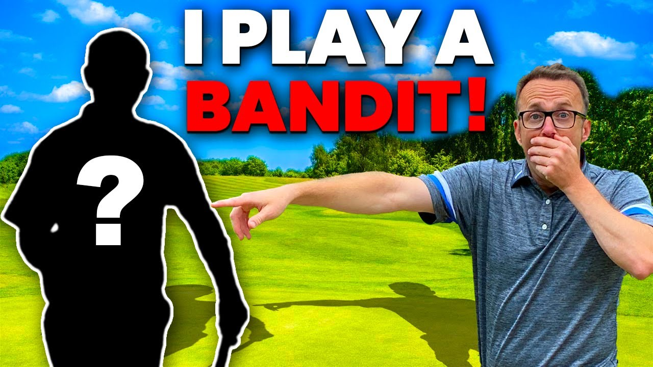 THE GOLFING BANDIT RETURNS 26 HANDICAP 😳 WHAT A PLAYER