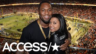 Taraji P. Henson Confirms She's Been Dating Kelvin Hayden For 2 Years | Access