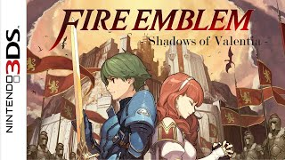 fire Emblem Echoes: Shadows of Valentia (обзор игры)