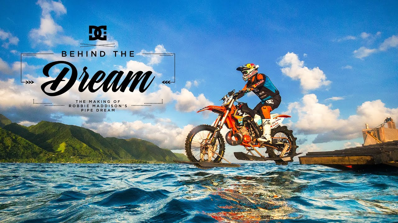 Ktm Motocross Wallpaper Hd Dc Shoes Robbie Maddison S Behind The Dream Trailer Youtube
