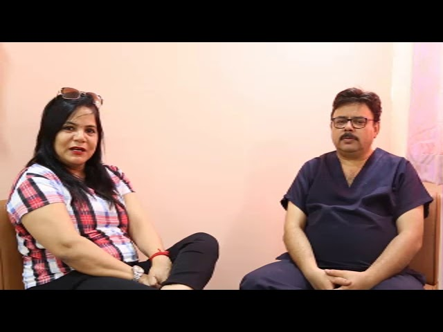 Patient Review (Seema Jain) with Dr. Akhilesh Sharma
