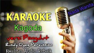 Kagoda - Karaoke Dewi Azkiya + Lirick pop sunda