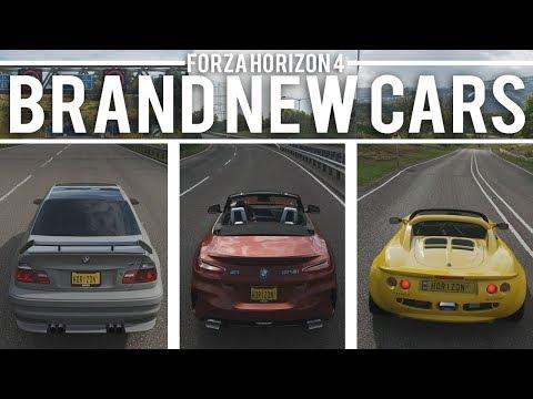 Forza Horizon 4 Bmw M3 GTR , BMW Z4 , 914 , GTO Gameplay thumbnail