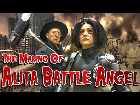 The Making of Alita Battle Angel