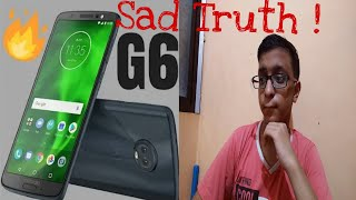 Moto G6 launched | Sad truth of Moto G6 | By Chaitanya | Don