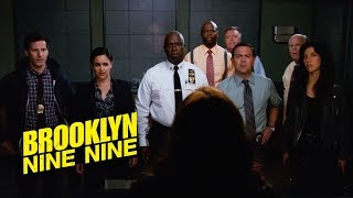 Gina's Halloween Heist | Brooklyn Nine-Nine