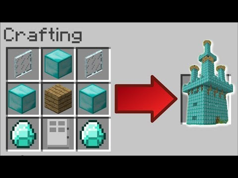 How To Instantly Make A Diamond House In Minecraft Mods Subscribe Goo Gl Emvaue Roblox Channel Https Lwzkbx