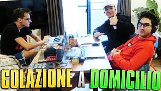 COLAZIONE A DOMICILIO AI MIEI FRATELLI IN GIAPPONE !! thumbnail
