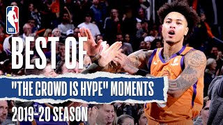 "Best Of ""The Crowd Is Hype"" Moments 