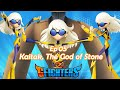 "GFighters2   5th""Kaitak, the God of Stone"" English Dub"