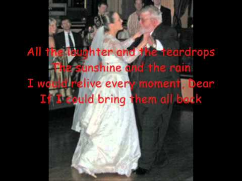 Wedding dress lyrics karaoke it will rain