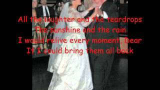 A song for my daughter - Ray Allaire - Lyrics