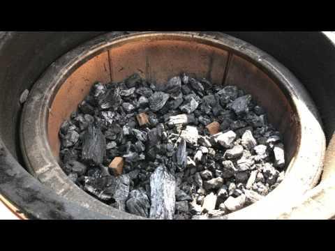 Kamado Joe Reusing Charcoal
