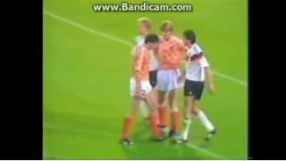 EURO 88 FİNAL ALMANYA - HOLLANDA