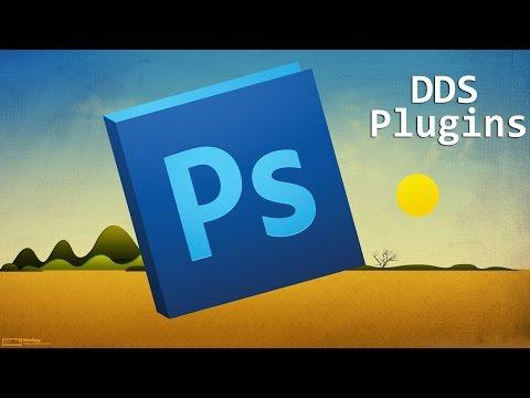 Plugin DDS Photoshop CS5, CS6 etc... FR
