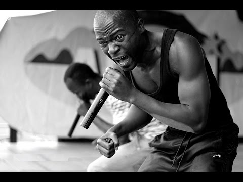 CONGO: I AM BLACKMAN