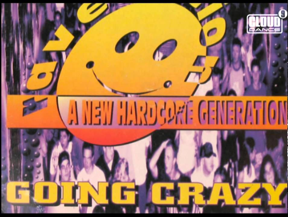 Rave Nation - Going Crazy