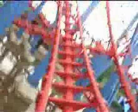 Superman The Ride aus dem Six Flags Holland