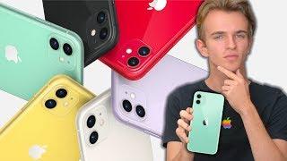 iPhone 11 UFFICIALE - TUTTE LE NOVITÀ!