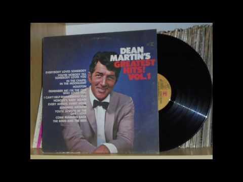 Everybody Loves Somebody - Dean Martin - 1968