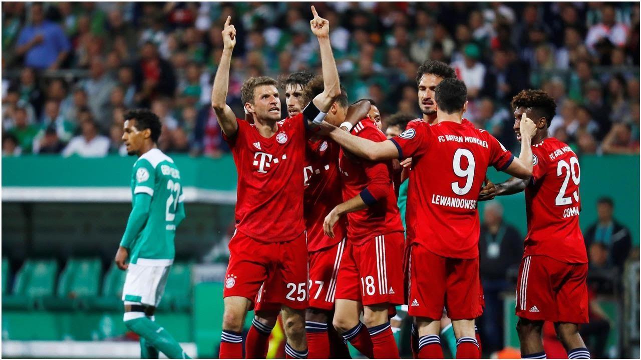 Elfmeter Bremen Bayern
