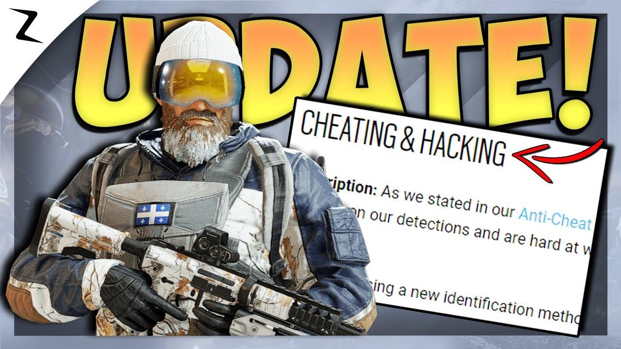 Ubisoft Responds! | Warden Leak! News Update! - Rainbow Six Siege