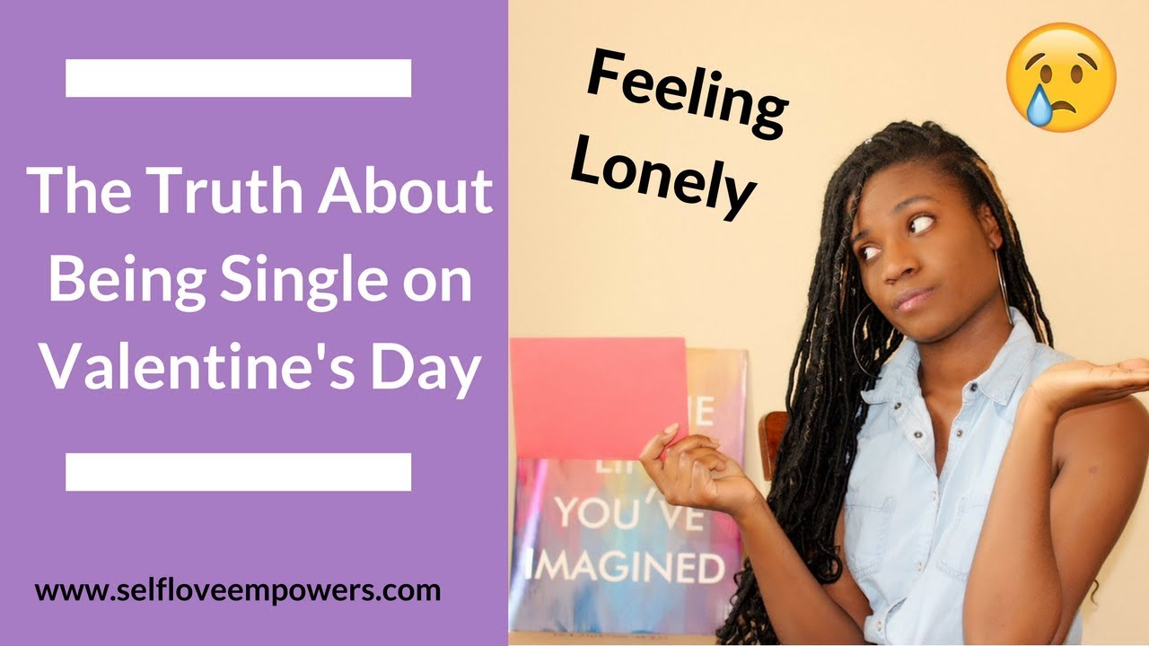 feeling lonely and single