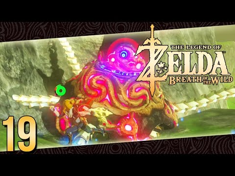 Zelda Breath Of The Wild Parte 19 Español El Guardian Asesino