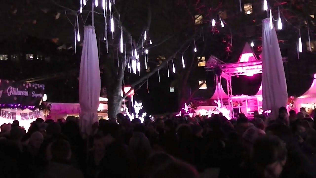 Pinker Weihnachtsmarkt.Pink Christmas Weihnachtsmarkt Munchen Fma Honeylenchen