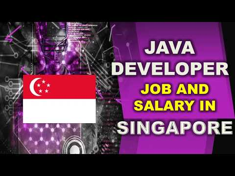 Java Developer Salary In Singapore - Jobs And Salaries In Singapore
