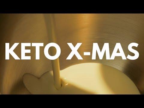 Student-Athlete Keto Diet: Episode 1 - Keto Christmas Dinner